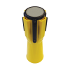 Traffic Cone Blank Receiver - Yellow