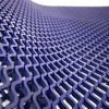 Diamond Grid Blue 1m x 4.8m PVC Mat