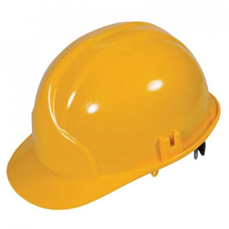 Yellow Safety Hard Hats - EN397