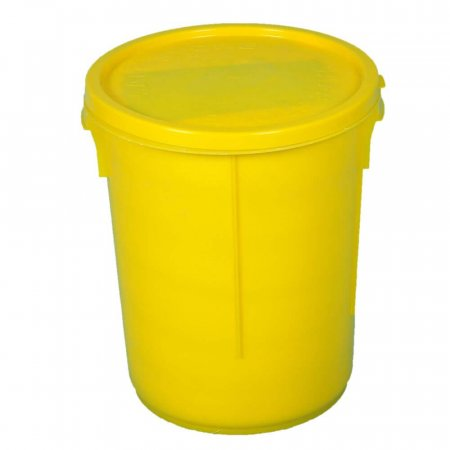 30L Empty Drum & Lid for Spill Kit