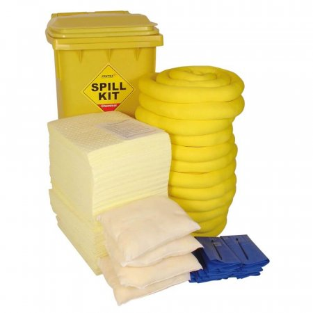 350 Ltr Chemical Spill Kit