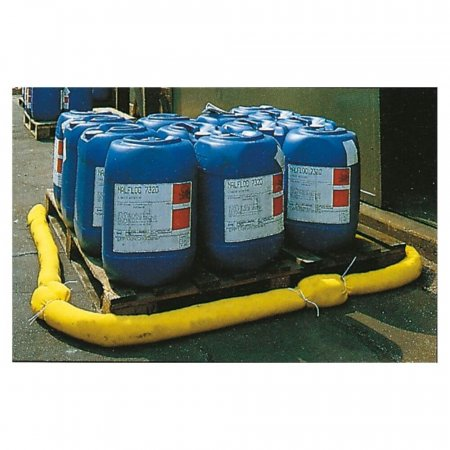 Chemical Spill Absorbent Land Boom
