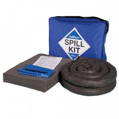 50 Ltr AdBlue® Spill Kit - Blue Shoulder Bag