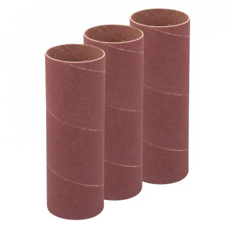 38mm x 140mm - Bobbing Sanding Sleeve - 3 Pack