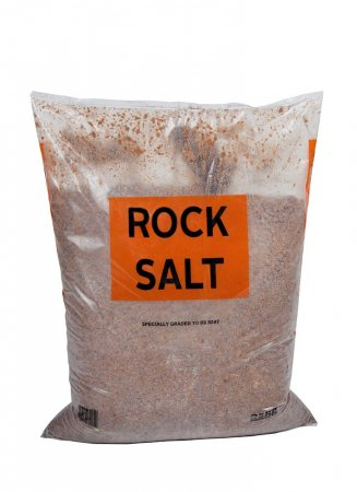 Brown Roack Salt - 25kg Single Bag