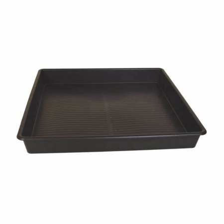 King Size Deep Rigid Plastic Spill/Drip Tray, Capacity of 120 Litres