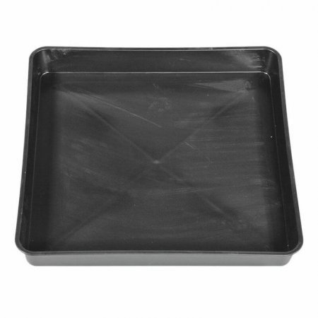 Large Rigid Plastic Spill/Drip Tray, Capacity of 28 Litres
