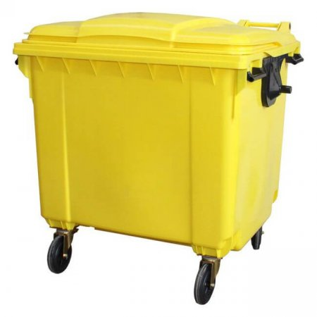 Wheeled Bins for Spill Kits