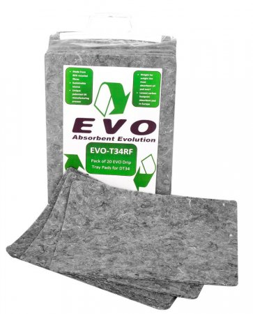 20 Pack Refill EVO Pads for 41 x 31 x 4.5cm Tray