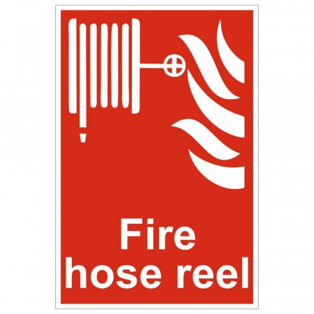 Fire Hose Reel Location Signs