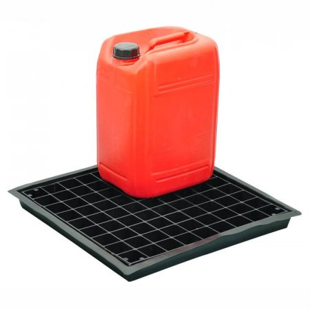 Flexi Spill/Drip Tray With 1 Grid, Capacity of 11 Litres