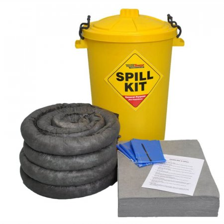 80 Ltr General Spill Kit