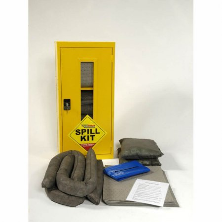 50 Ltr Wall Mountable Spill Kit Locker