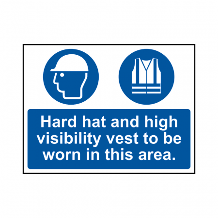 Hard Hats and High Vis Jackets