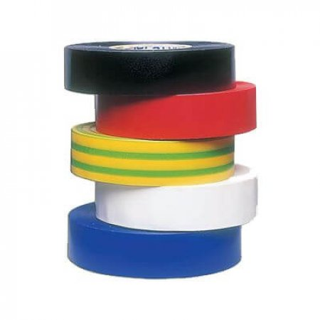 Electrical Insulating Tape - 19mm wide - 33m Roll