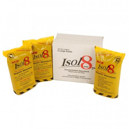 Isol8 Loose Absorbent Granules for Spill