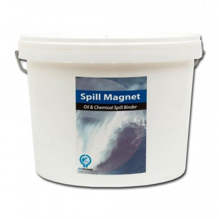 Spill Magnet Oil & Chemical Binder