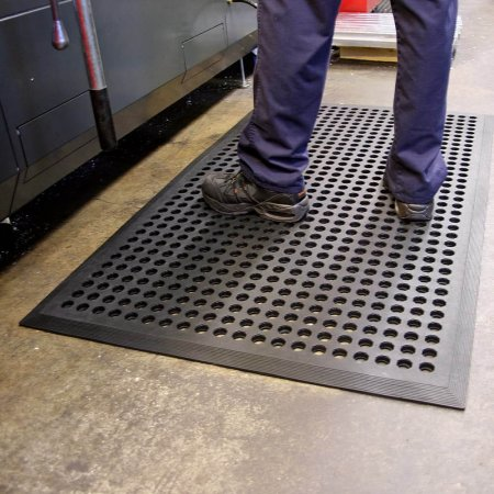 Worksafe Anti-fatigue Mat In Use