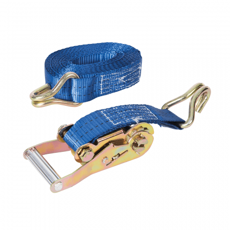S-Hook Ratchet Tie Down Strap