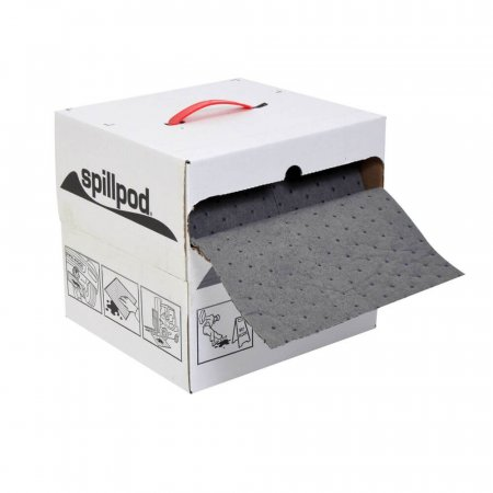 spillpod® Dispenser box of Quick-Rip Roll- BX0004
