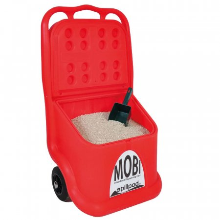 spillpod® MOBI & Scoop with 60L of LGP30 Danish Moler Clay