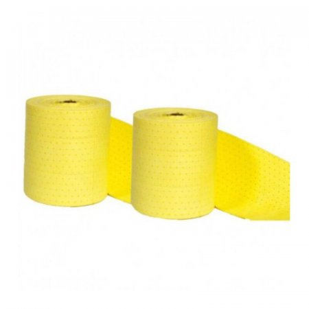 Pack of 2 Quick Rip Absorbent Roll - Chemical - T0774