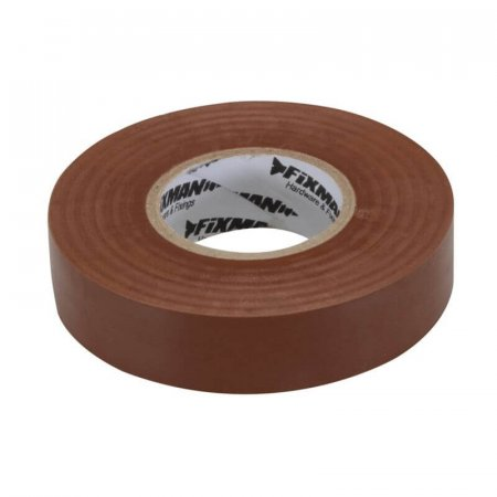 Brown PVC Electrical Insulating Tape