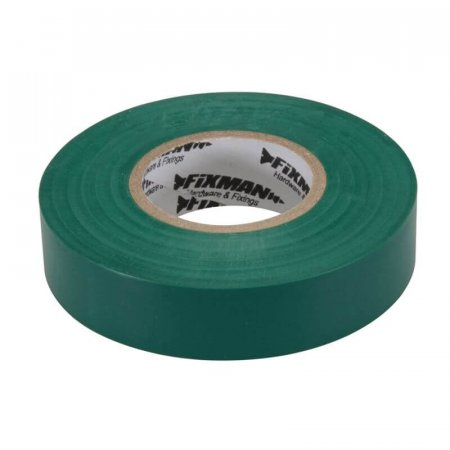 Green PVC Electrical Insulating Tape