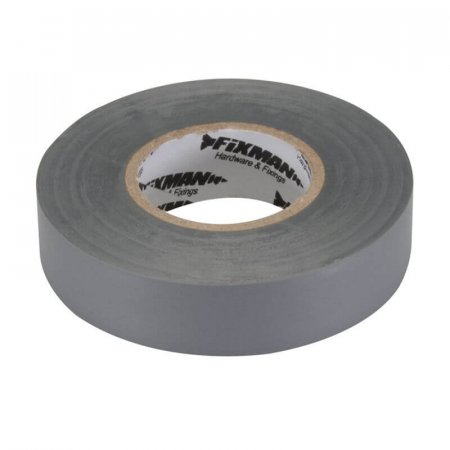 Grey PVC Electrical Insulating Tape