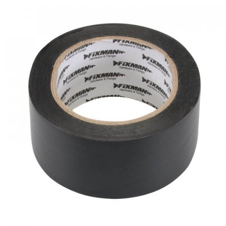 Extra Wide Black PVC Electrical Insulating Tape