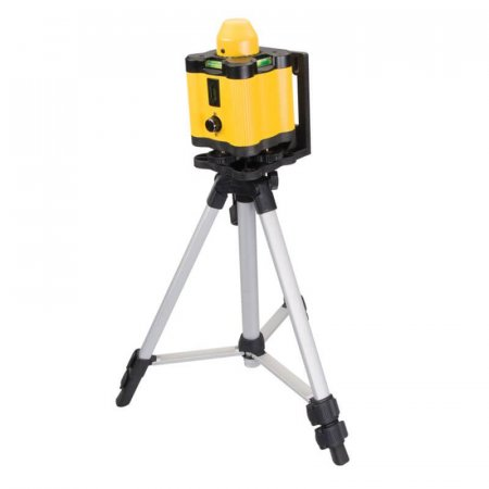 Rotary Laser Level and Tripod