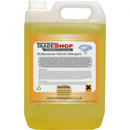 2x 5L Commercial Vehicle Cleaner