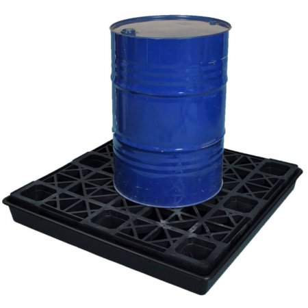 Waste Oil Collection Spill Pallet, 120 Litres Sump Capacity