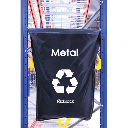 Warehouse Industrial Recycling Sack Metal