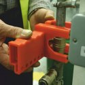 Ball Valve Lockout 9.5 - 31mm - Fitting 2