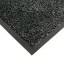 Microfibre Door Mat Black