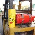 20L Cab/Forklift Spill Kits in Use