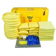 350 Ltr Chemical Spill Kit - Locker For Industrial Use