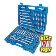 Mechanics Socket Set - 90 piece