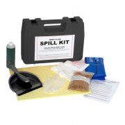 Body Fluid Spill Kit in Carry Case