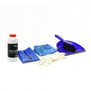 Body Fluid Spill Replacement Kit - 2 Applications