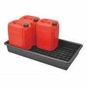 Spill Tray with Removable Grids - 60 Litre Capacity