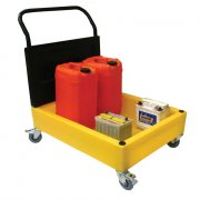 Drum Trolley with Castor Wheels