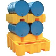 Drum Stacker System With 450L Sump