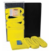 40 Ltr Chemical Spill Kit with Rigid Drip Tray