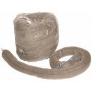 General Purpose Spill Absorbent Land Boom - Linkable With Clips & Rings