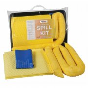20 Ltr Chemical Spill Kit & Rigid Drip Tray