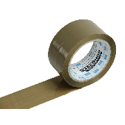 Low Noise Buff Packaging Tape - 48mm x 66m