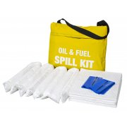 45 Litre Oil & Fuel Spill Kit with Shoulder Carry Bag