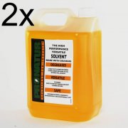Pronatur Orange Solvent 2x5 Litre Bottle